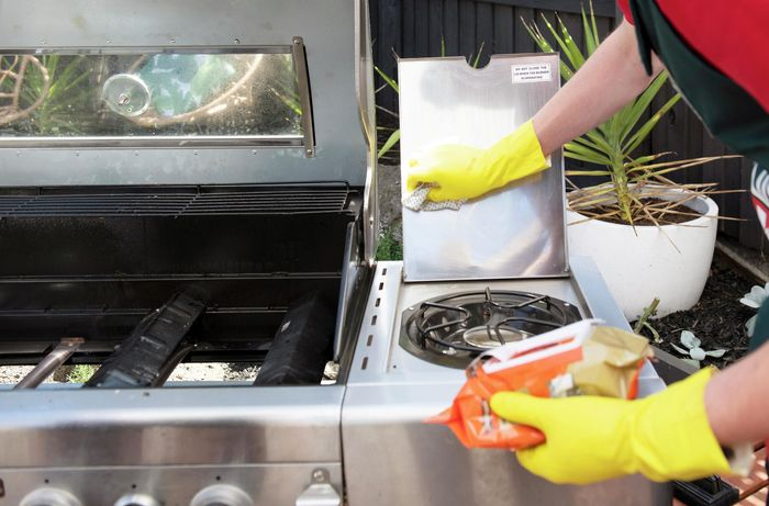 DIY Advice Image - How to clean your BBQ. G Drive blob storage upload.