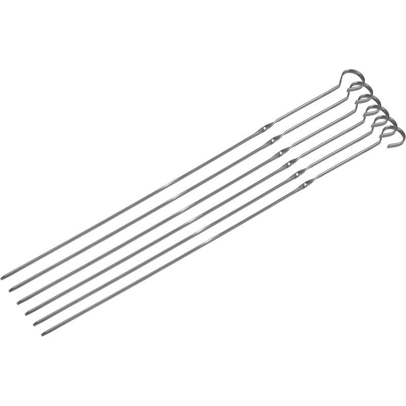 Metal Skewers 6pk