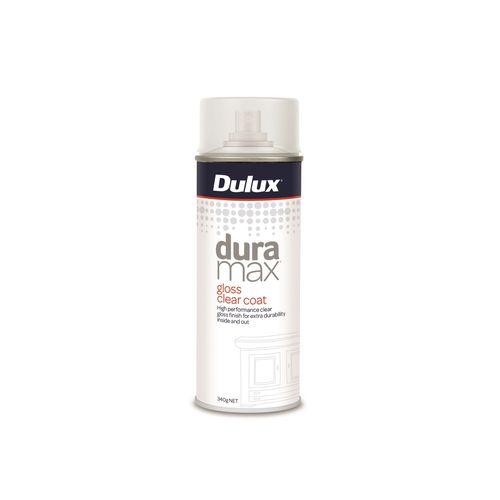 Dulux 325g Duramax Gloss Clear Spray Paint