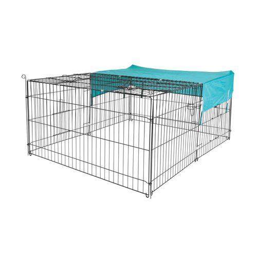 RapidMesh 144 x 112 x 60cm Portable Animal Enclosure