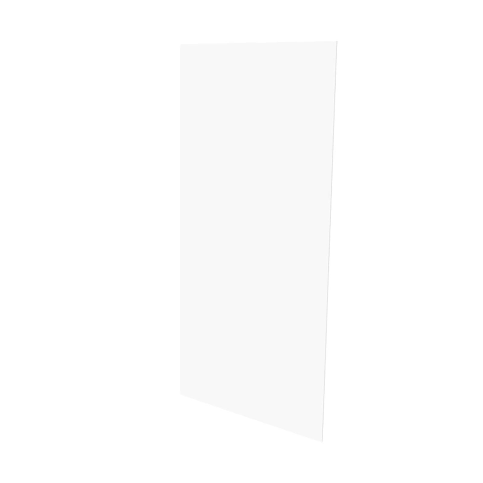 Vistelle 2440 x 1000 x 4mm Salt High Gloss Acrylic Bathroom Panel