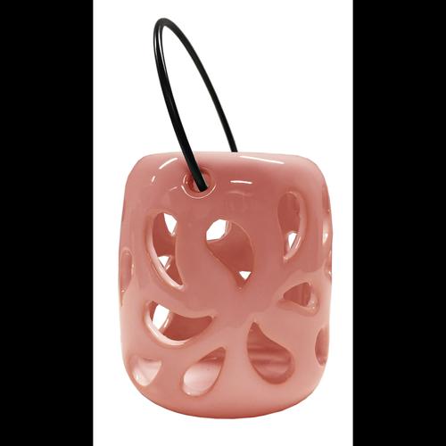 Classic Apricot Poppy Lantern