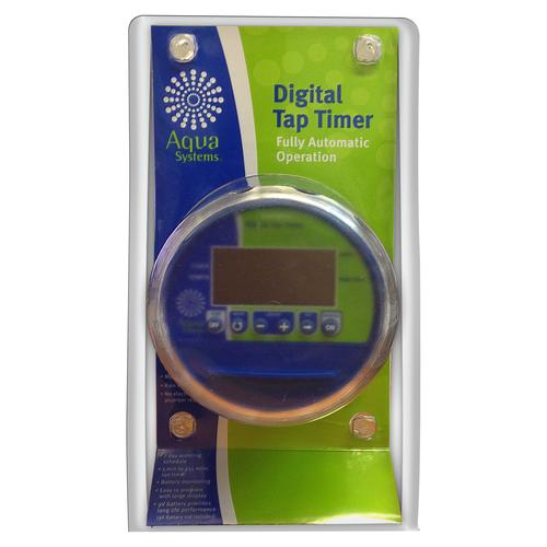 Aqua Systems Electronic Digital Tap Timer