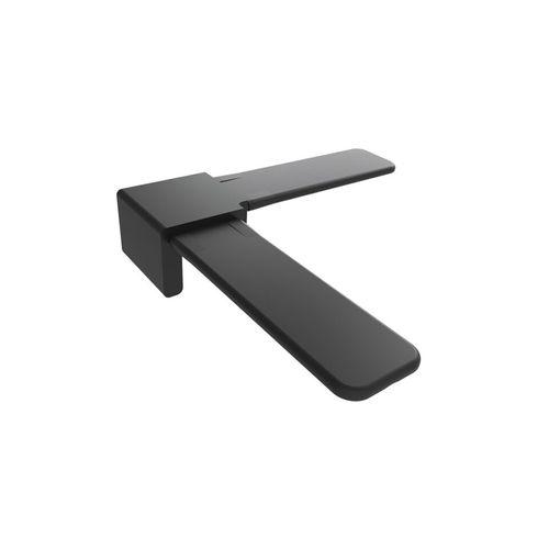Architects Choice Black Aluminium Friction Fit Handrail 90 Degree Joiner