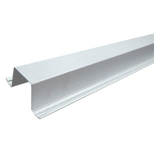 Australian Handyman Supplies 22mm x 3m Galvanised Steel Batten Fence Rail