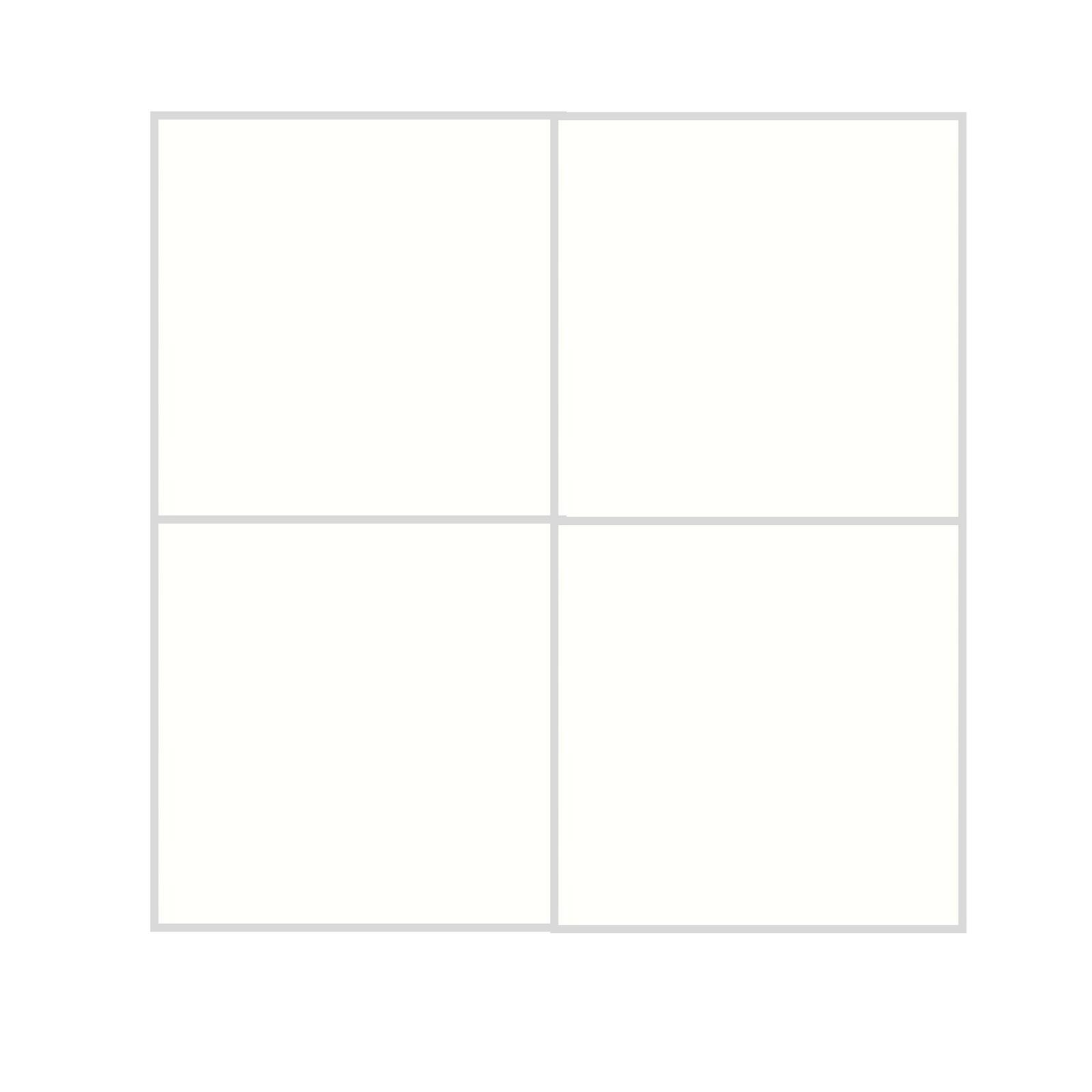 Beyond Tiles 2400 x 620mm x 10mm White Fibo Waterproof Wall Panel