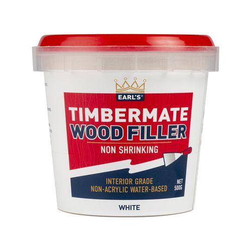 Timbermate 500g White Wood Filler