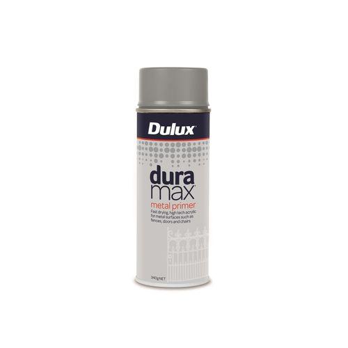 Dulux Duramax 340g Flat Metal Primer