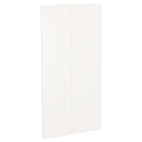 Kaboodle 900mm Feta Whip V Modern Pantry Door - 2 Pack