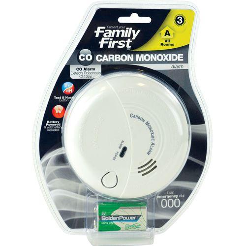 Family First Carbon Monoxide Alarm
