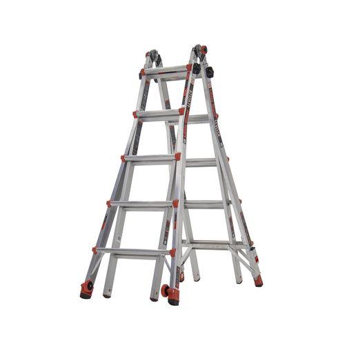 Little Giant 5 - 9 Step Multi-Purpose Leveller Ladder