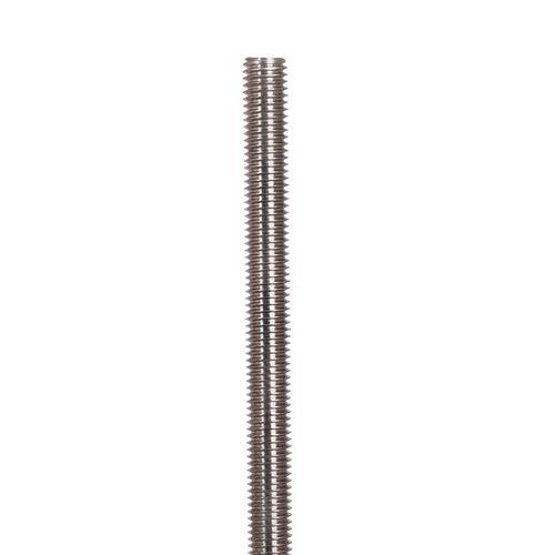 Oxbuild M10 x 1m Stainless Steel Threaded Rod