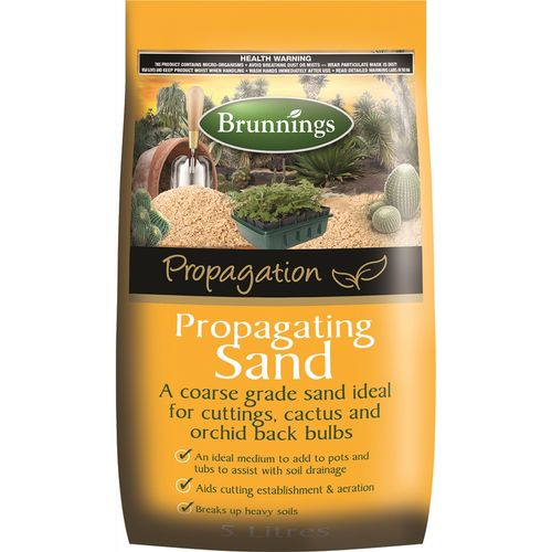 Brunnings 5L Propagation Sand
