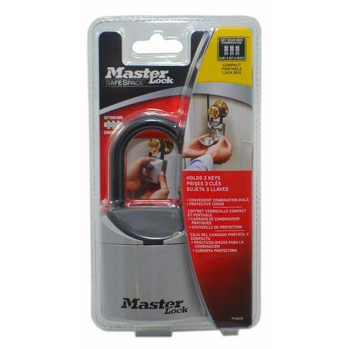 Master Lock Compact Portable Key Safe