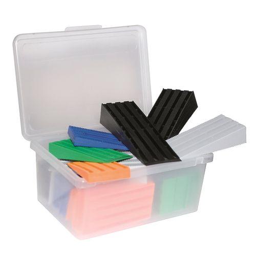 Builders Edge Assorted Builders Wedge - 24 Pack