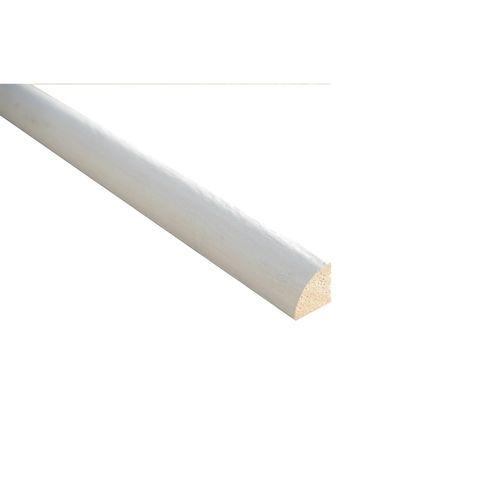 Glosswood 19 x 19mm x 3.6m White Gloss Quad Trim Hardwood