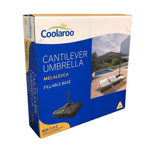 Coolaroo Malaleuca Umbrella Complete Base