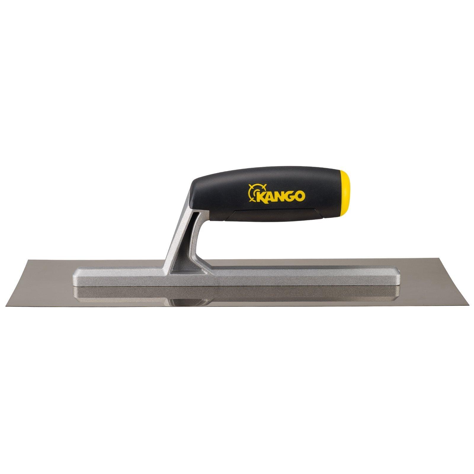 Kango 330mm Gold Stainless Steel Pre-Worn Plaster Trowel