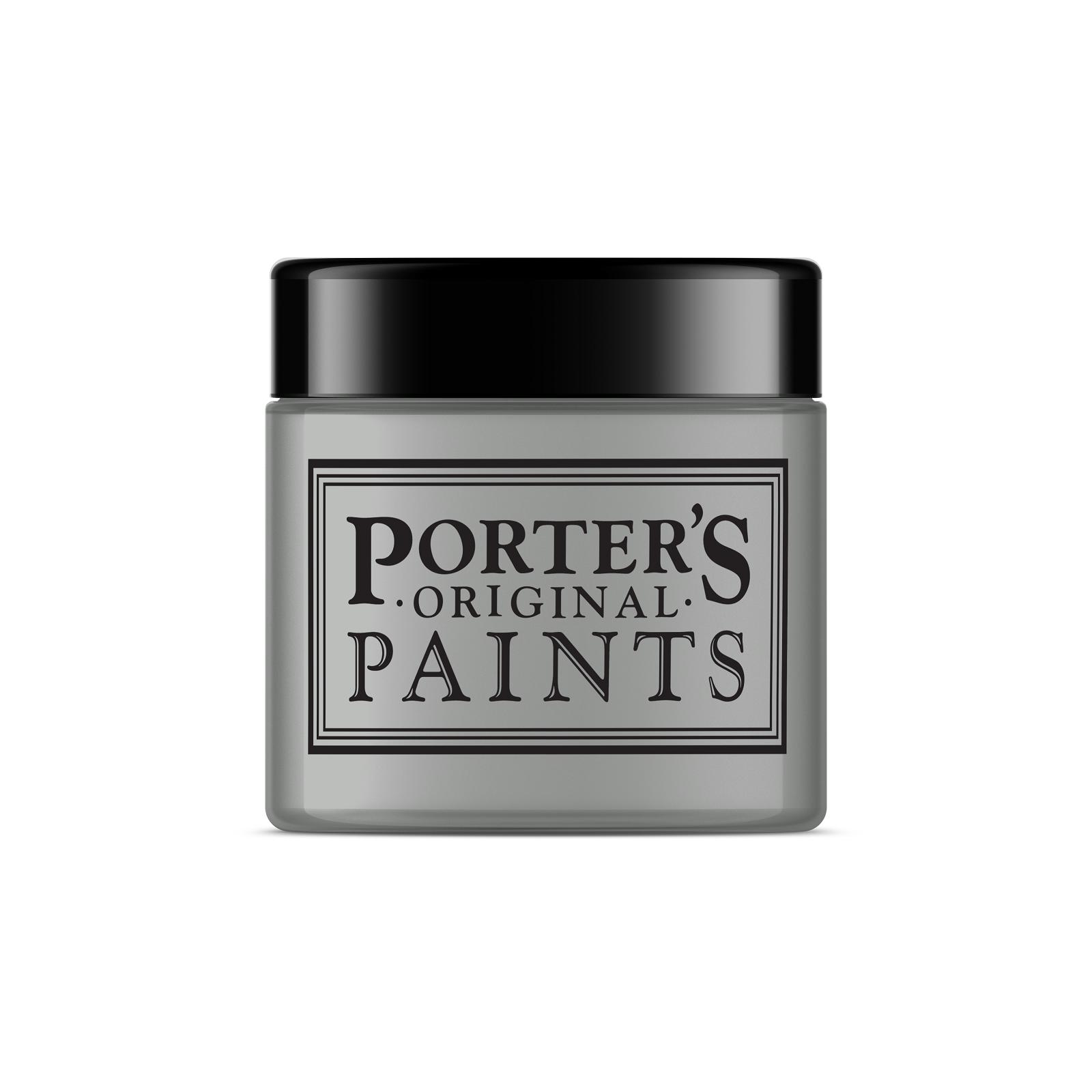 Porter's 100ml Shell Grey Eggshell Finish Broadwall Washable Paint