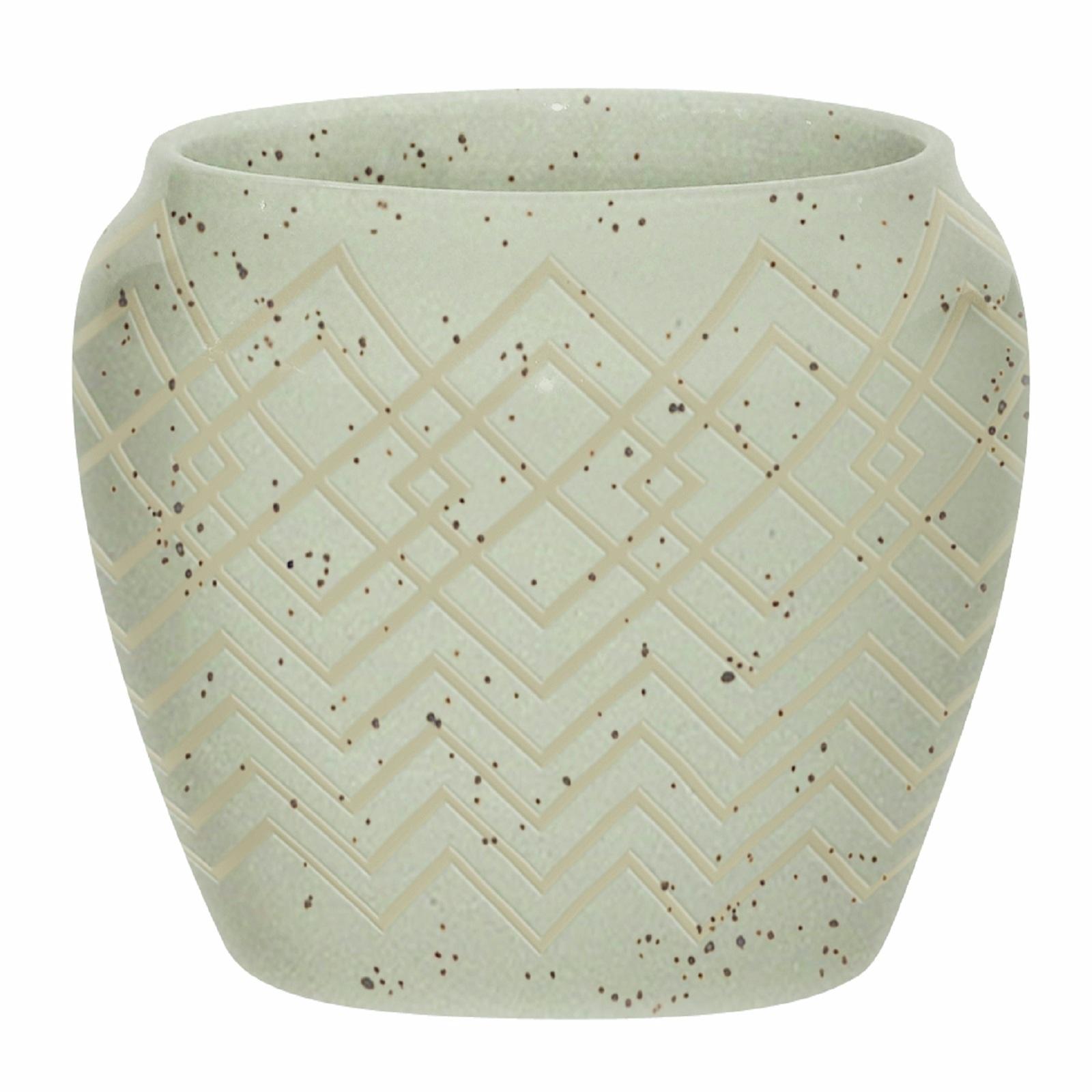 Tuscan Path 30 x 22cm Coconut Large Matilda Ceramic Pot
