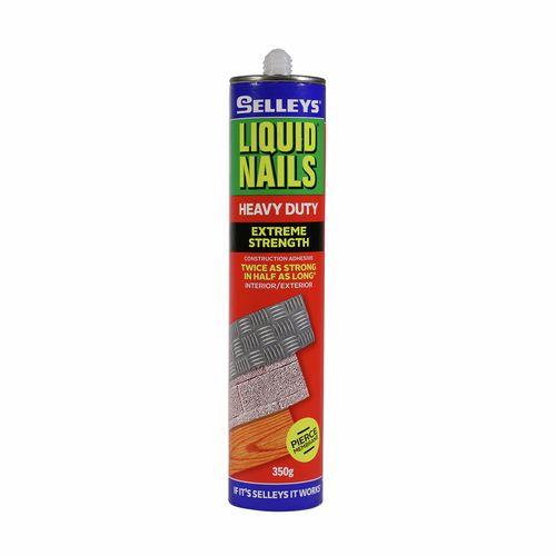 Selleys 350g Heavy Duty Liquid Nails