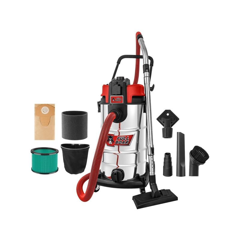 1200W 40L Vacuum Wet Dry Corded