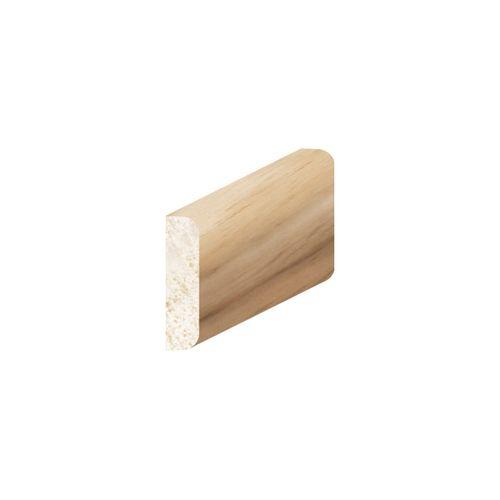 Porta 20 x 5mm 2.4m Tasmanian Oak Moulding Rounded Edge Coverstrap