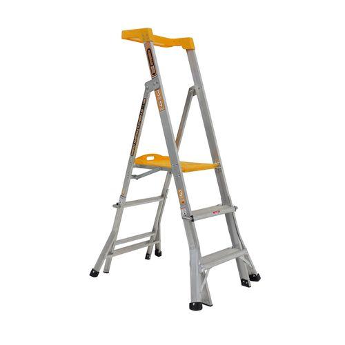 Gorilla 3-4 Step Compact Adjustable Platform