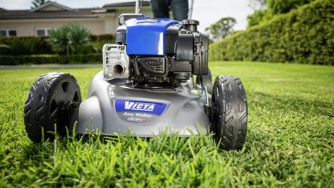 DIY Advice Image - Choosing a lawn mower that's right for you . G Drive blob storage upload.
