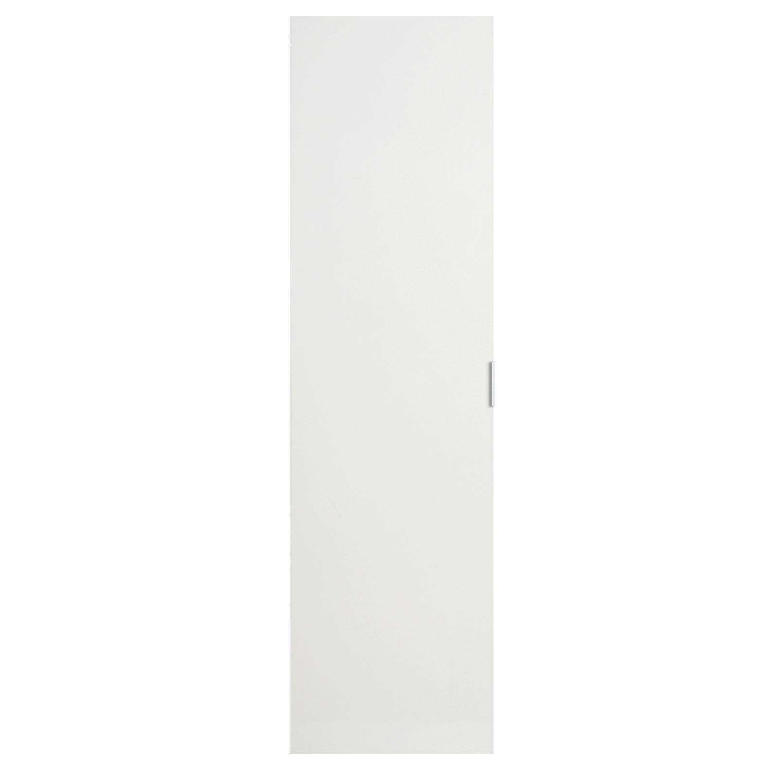 Flexi Storage High Gloss White Hinge Wardrobe Door