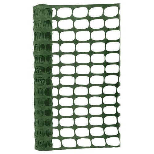 Whites 1 x 30m Green Plastic Trellis Barrier Mesh