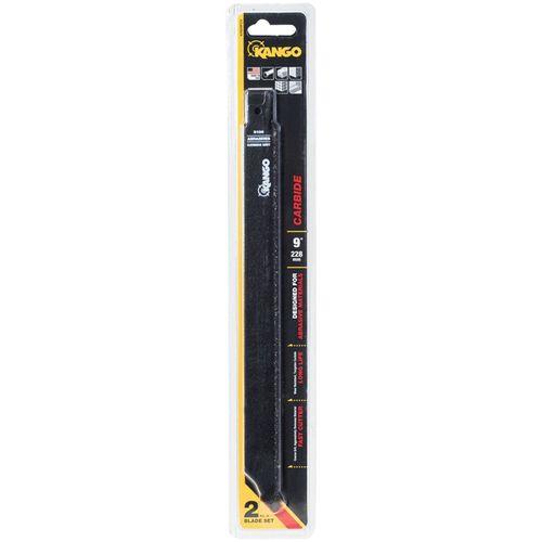 """Kango 9"""" Carbide Grit Blade - 2 Pack"""