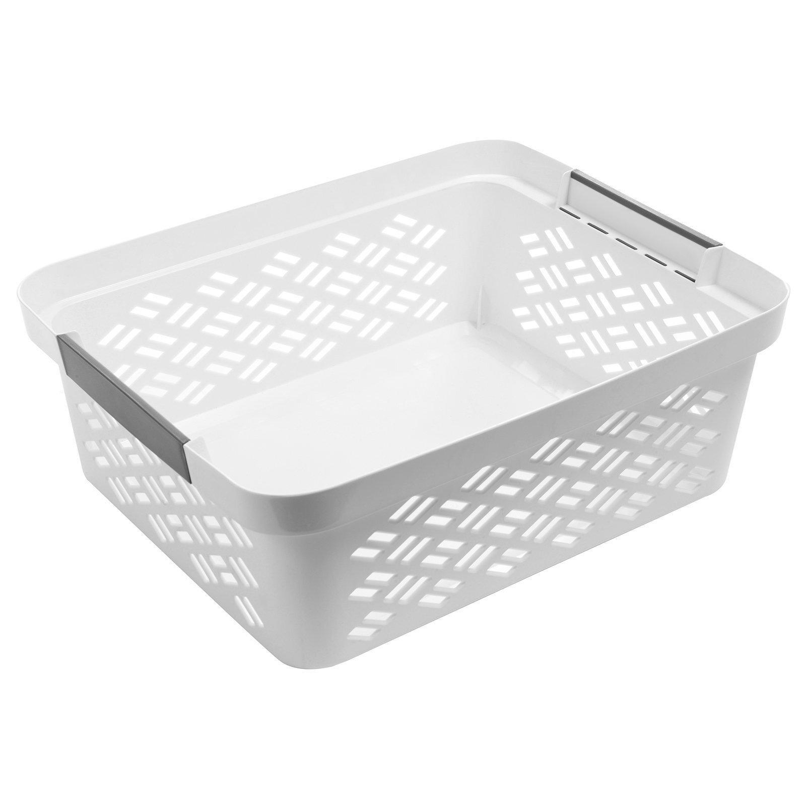 Ezy Storage Medium Brickor Touch Basket