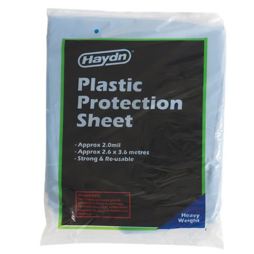 Haydn Plastic Protection Sheet