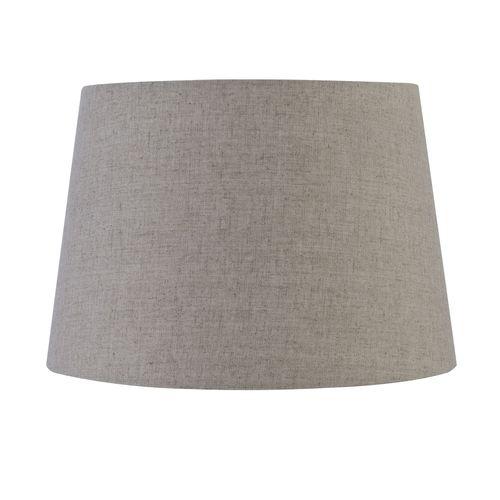 Verve Design Medium Natural Linen Dawn Tapered Shade
