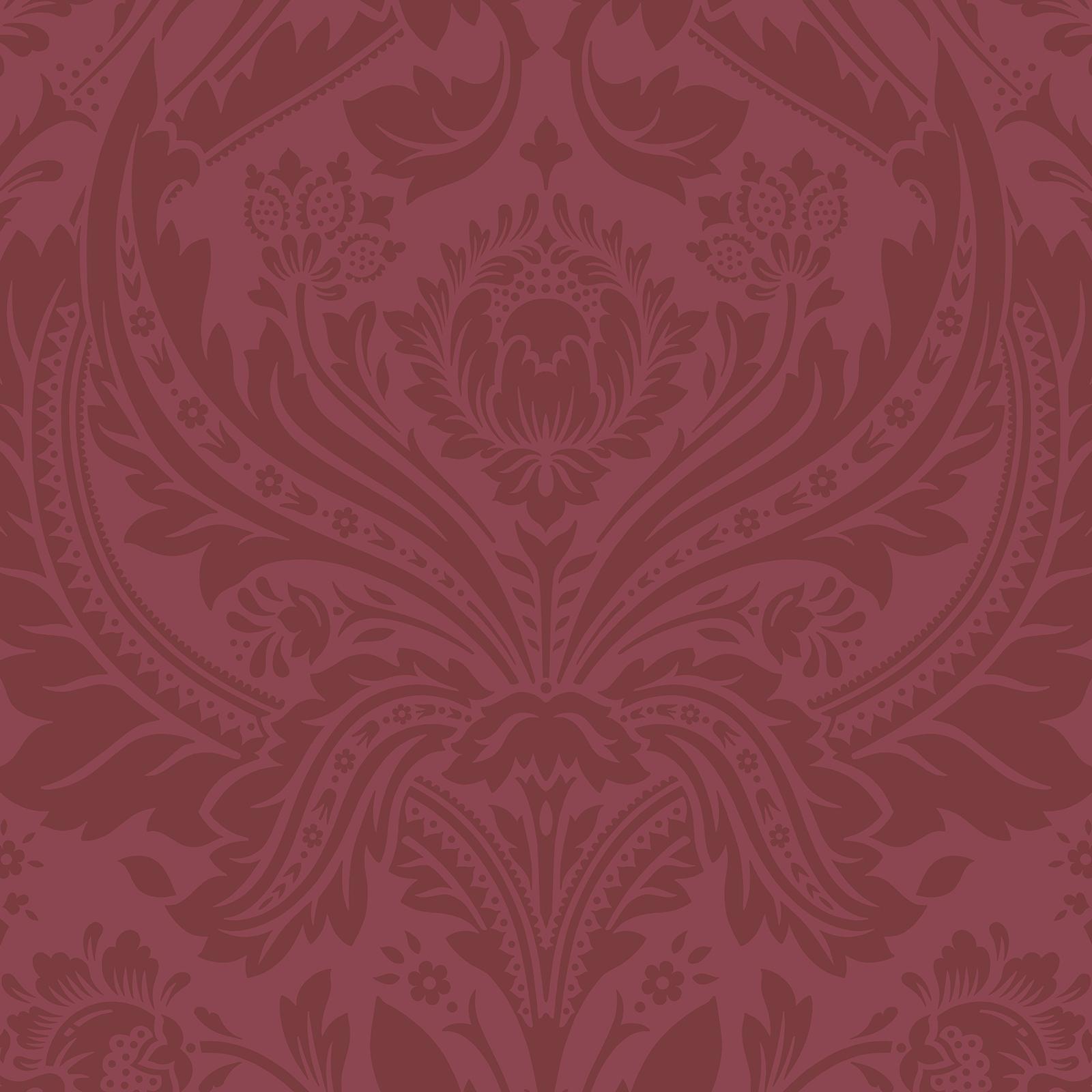 Designer G&B 52cm x 10m Red Desire Wallpaper
