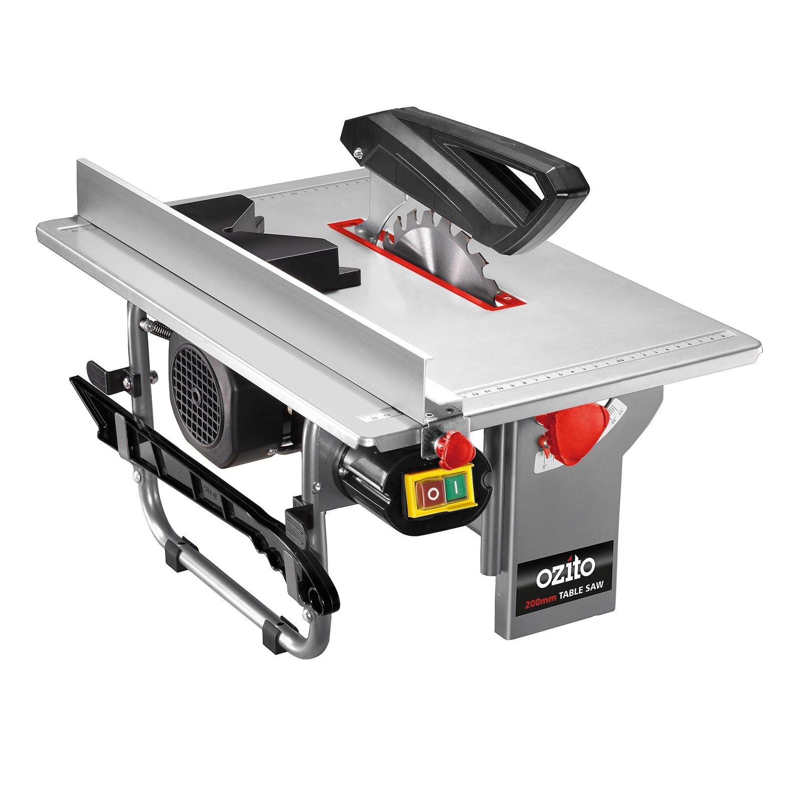 Ozito 200mm 800W Table Saw