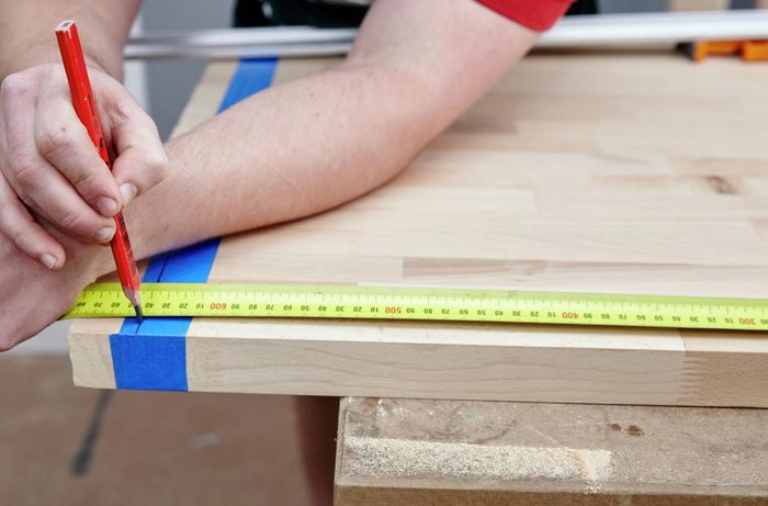 DIY Step Image - How to make a D.I.Y. modern timber sofa lounge . Blob storage upload.