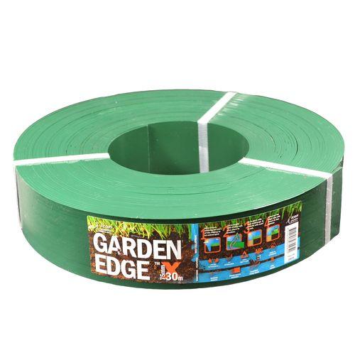 Icon Plastics 75mm x 30m Green Garden Edge