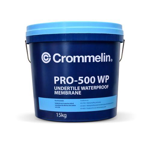 Crommelin 15kg Pro-500 Undertile Waterproofing Membrane