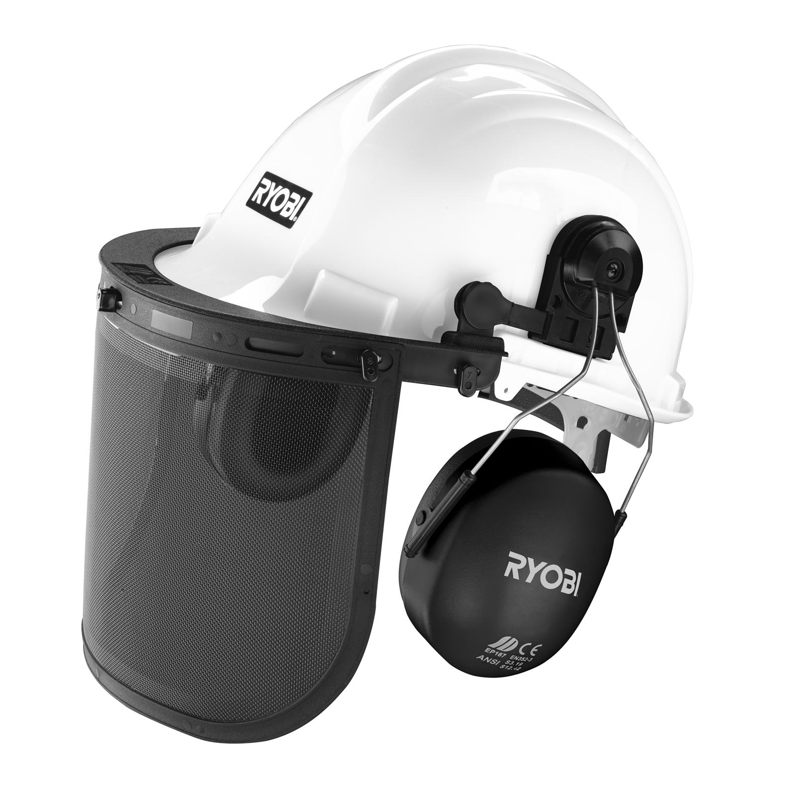 Ryobi Garden Helmet Kit
