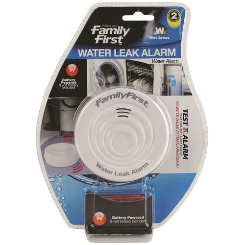 Family First Water Leak Alarm