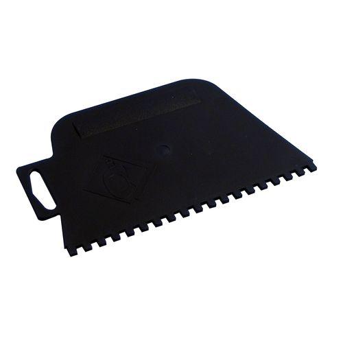QEP 10mm Square Notch Plastic Adhesive Spreader