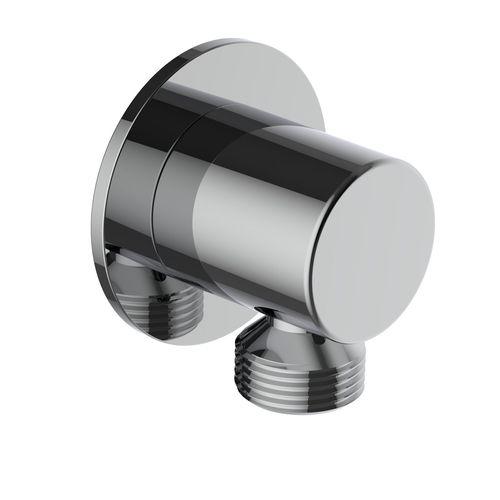 Mondella Resonance Shower Elbow Chrome Round