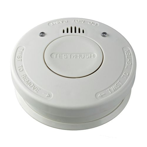 Family Shield Photoelectric Longlife Smoke Alarm