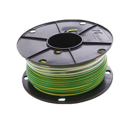 Nexas 2.5mm x 100m V90 Green/Yellow Conduit Cable