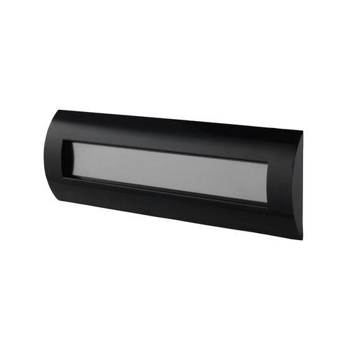 Sandleford 300mm Black Letterplate