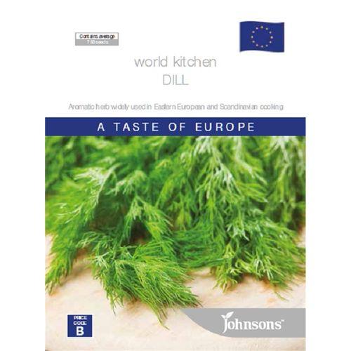 Johnsons Seed Dill World Kitchen