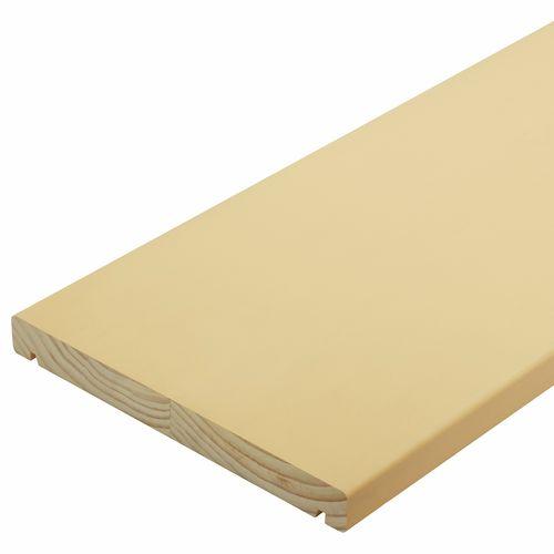 230 x 30mm H3.1 Pre Primed Finger Jointed Pine Fascia Board - Per Linear Metre
