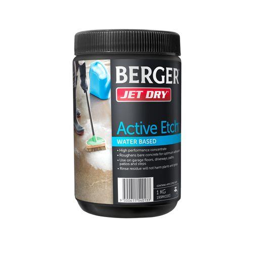 Berger Jet Dry 1kg Active Etch